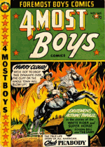 Cover For 4Most Boys