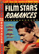 Cover For Film Stars Romances