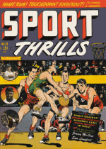 Cover For Sport Thrills