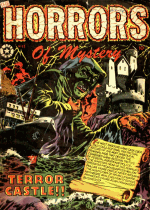 Cover For The Horrors