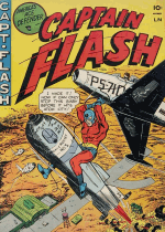 Cover For Captain Flash