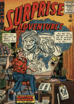 Cover For Surprise Adventures