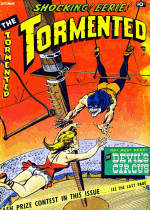 Cover For The Tormented