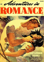Cover For Adventures in Romance