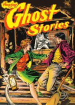Cover For Amazing Ghost Stories