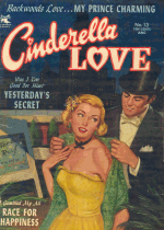 Cover For Cinderella Love