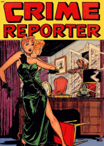 Cover For Crime Reporter