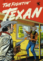 Cover For The Fightin' Texan
