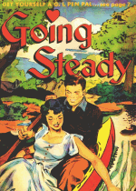 Cover For Going Steady