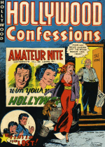 Cover For Hollywood Confessions