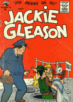 Cover For Jackie Gleason