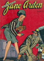 Cover For Jane Arden