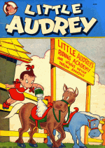 Cover For Little Audrey