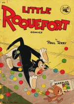 Cover For Little Roquefort