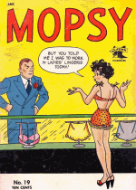 Cover For Mopsy
