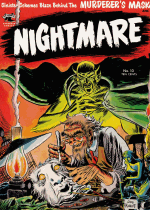 Cover For Nightmare