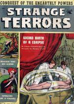 Cover For Strange Terrors