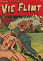 Cover For Vic Flint