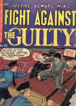 Cover For Fight Against the Guilty