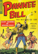 Cover For Pawnee Bill