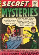 Cover For Secret Mysteries