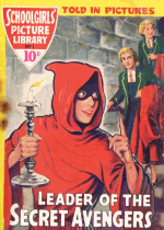 Cover For Schoolgirls' Picture Library