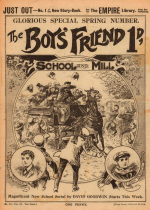Cover For The Boys' Friend
