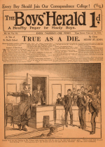 Cover For The Boys' Herald