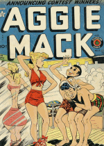 Cover For Aggie Mack