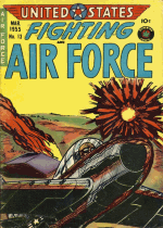 Cover For U.S. Fighting Air Force