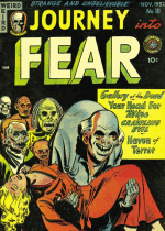 Cover For Journey into Fear
