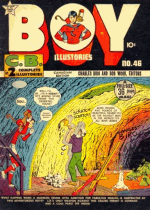 Cover For Boy Illustories