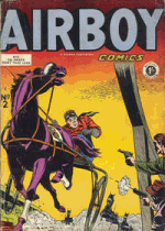 Thumbnail for Airboy Comics