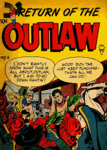 Thumbnail for Return of the Outlaw