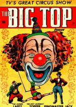 Cover For The Big Top