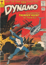 Cover For Dynamo