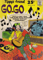 Cover For Tippys Friend Go-Go