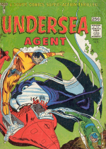 Cover For Undersea Agent