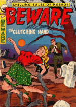 Cover For Beware