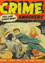 Thumbnail for Crime Smashers