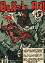 Cover For Buffalo Bill
