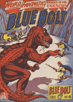 Cover For Blue Bolt