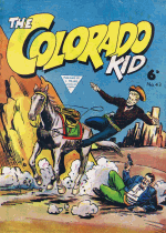 Cover For Colorado Kid