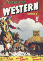 Thumbnail for Cowboy Western Comics