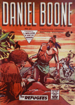 Cover For Daniel Boone