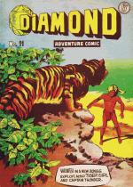 Cover For Diamond Adventure Comic