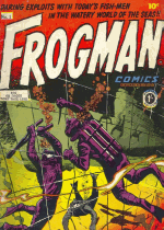 Cover For Frogman