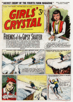 Cover For Girls' Crystal