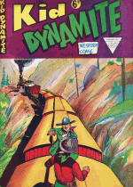 Thumbnail for Kid Dynamite Western Comic