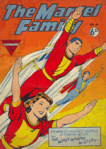 Thumbnail for The Marvel Family